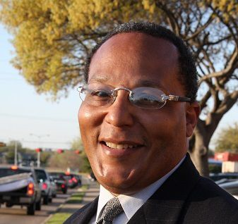 Kevin Felder is a candidate for the Dallas City Council's District 7 in the May 1 election. (Image by Dale Long)