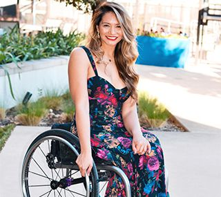 Marcela Marañon of  Plano is a hit on TikTok for her motivational content and advocacy work for people living with disabilities.