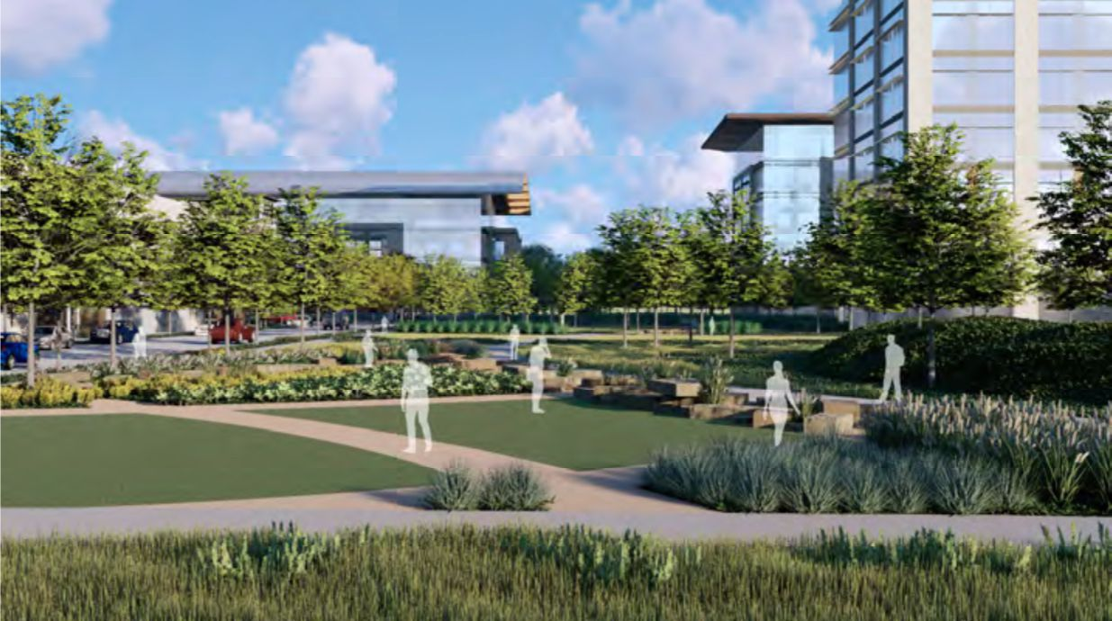 Charles Schwab & Co. will eventually have up to 6,000 people working at its new campus in Westlake.