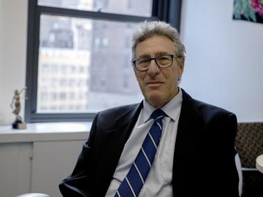 Allan Wernick, director del proyecto Citizenship Now! de City University of New York (CUNY)