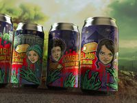 Zombieland beer from Lakewood Brewing Co.