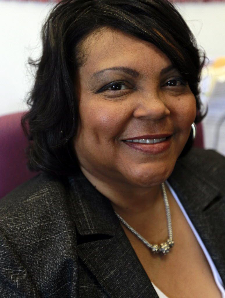 Toni Pippins-Poole oversees Dallas County elections. (File Photo/The Dallas Morning News)