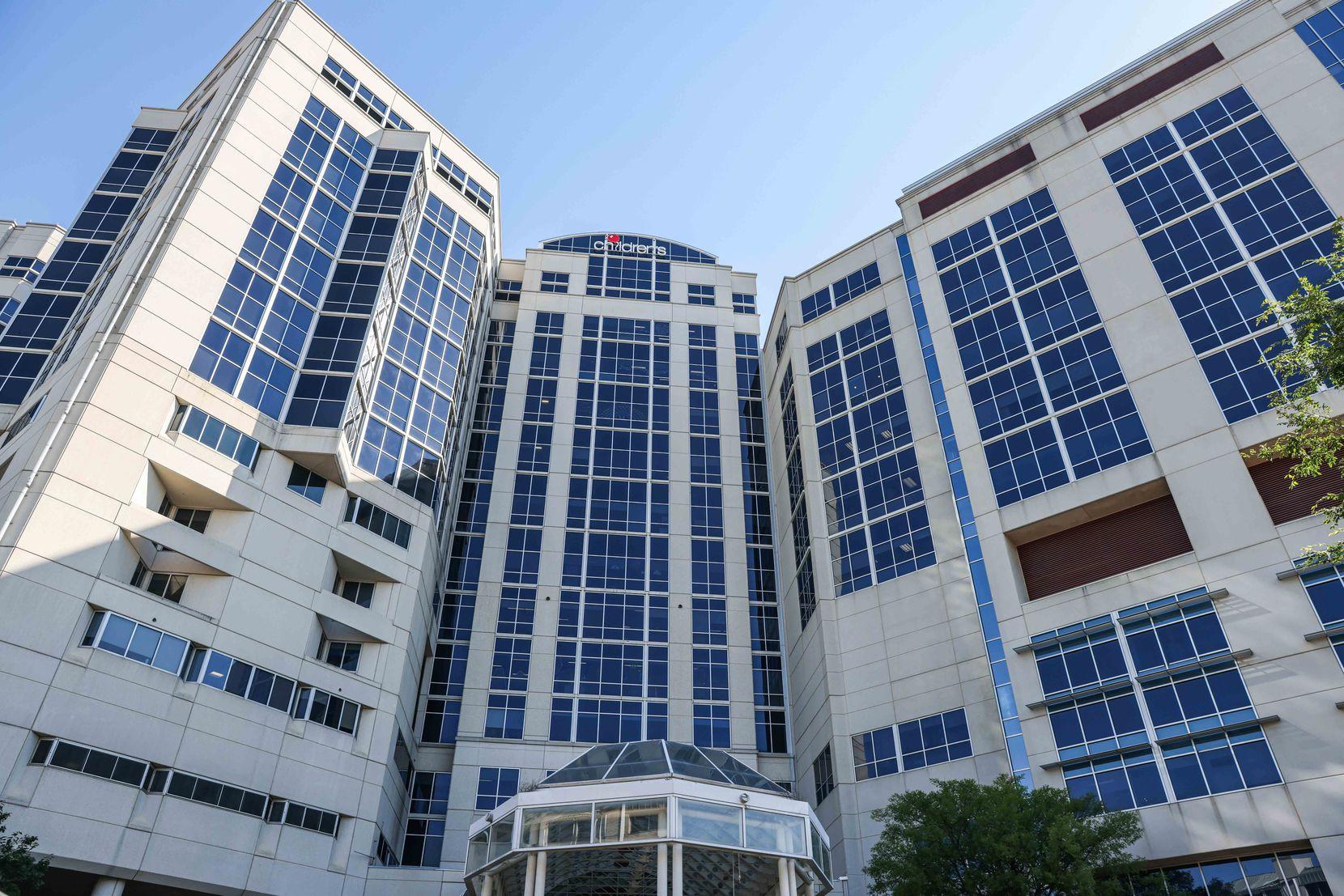 Children's Medical Center in Dallas on Wednesday, June 16, 2021. (Lola Gomez/The Dallas Morning News)