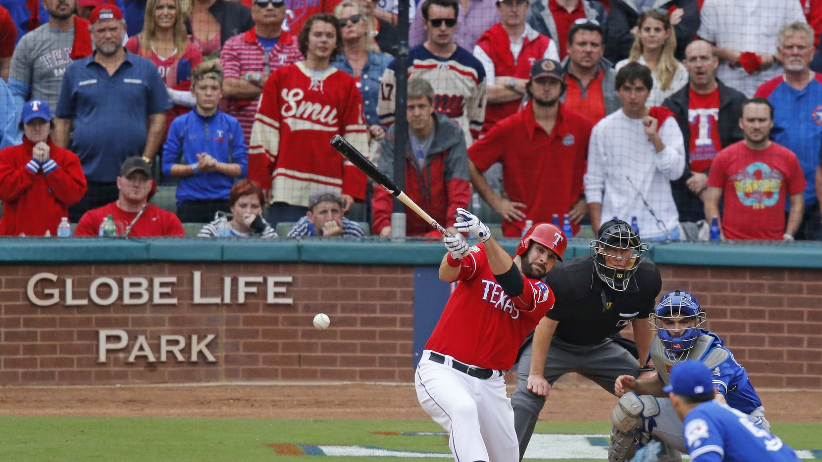Globe Life Park, the former home of the Texas Rangers, will be renamed Choctaw Stadium in a naming rights deal announced Wednesday.
