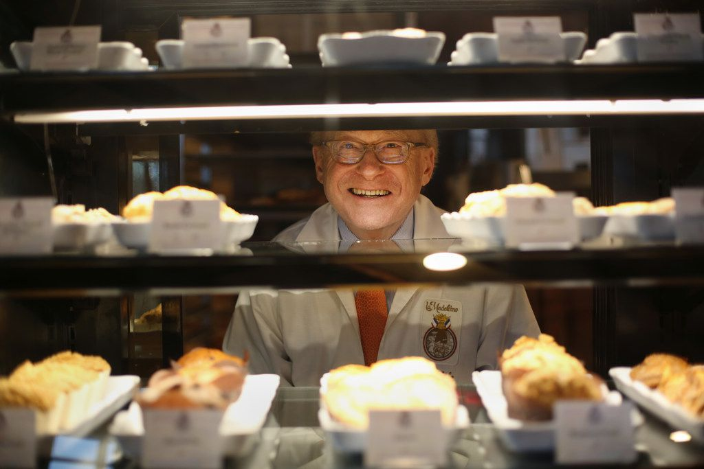 Patrick Esquerre founded the restaurant chain La Madeleine 35 years ago. On Friday, Feb. 23, 2018 the restaurant chain will officially celebrate the 35th anniversary.