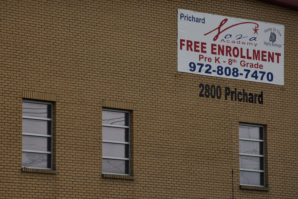 Nova's Prichard campus is the focus of the federal fraud trial underway in Dallas involving Donna Houston-Woods, the CEO, who is accused of taking at least $50,000 to steer a federal contract to ADI Engineering.