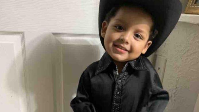 Jeremiah Degrate Rios, de 2 años, fue asesinado esta semana. El novio de su madre, Santiago Pena-Almanza fue acusado de homicidio capital.