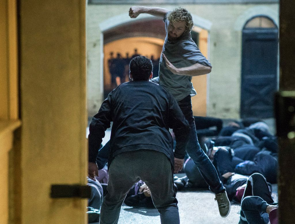 """""""Marvel's Iron Fist"""" will return for its second season on Friday, Sept. 7."""