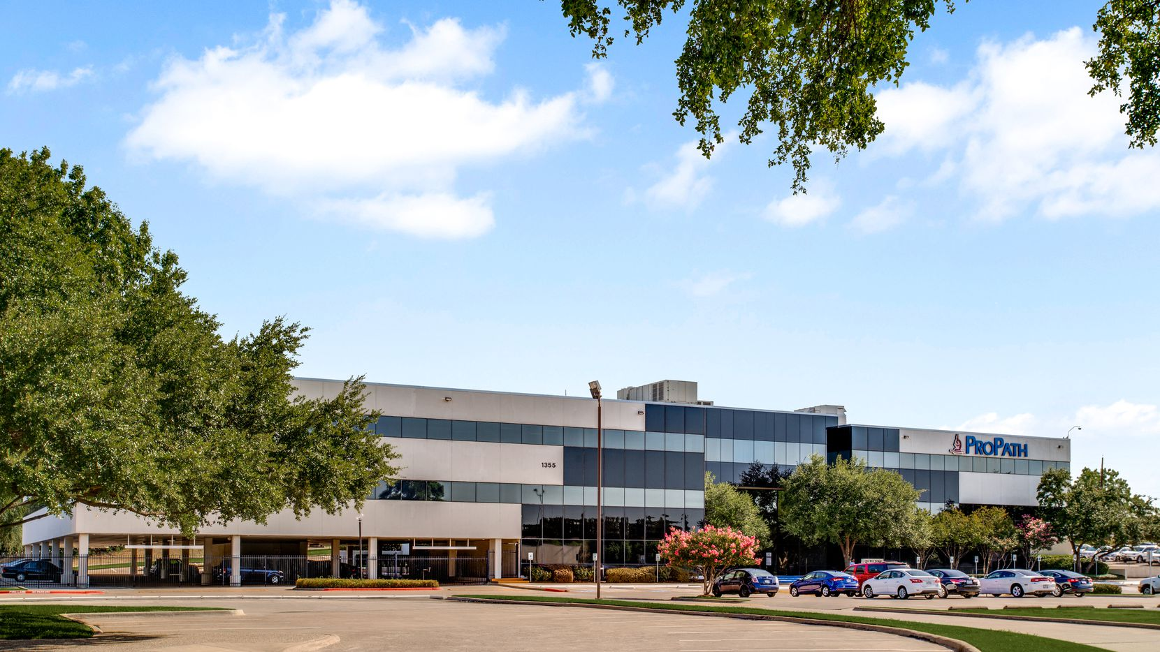 Hammes Partners bought the ProPath building near Stemmons Freeway.