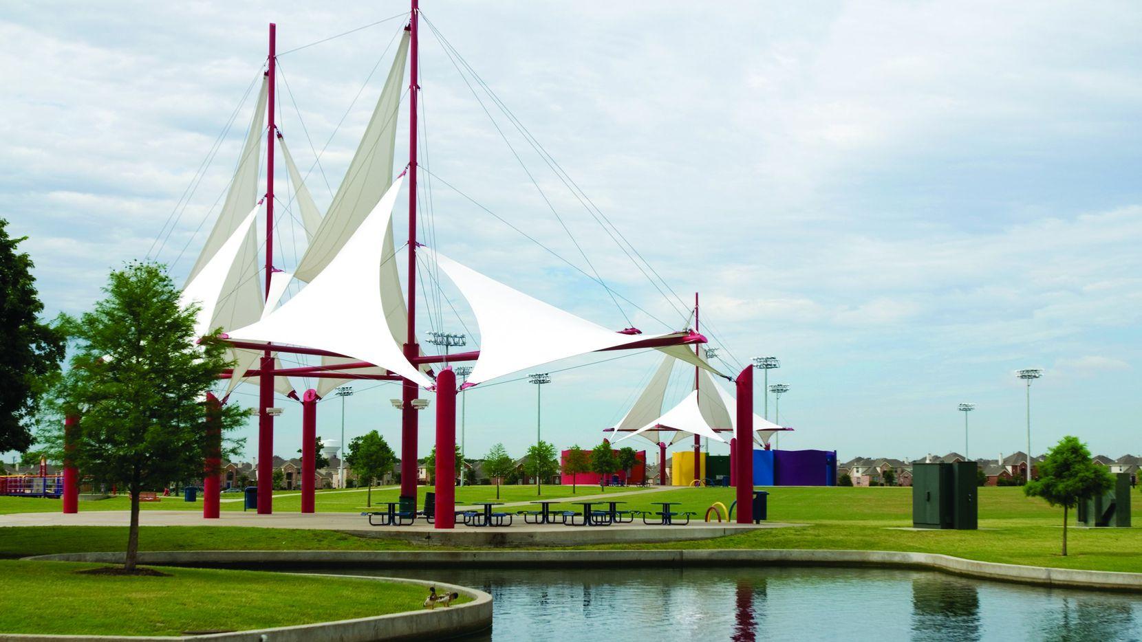 Celebration Park in 2009