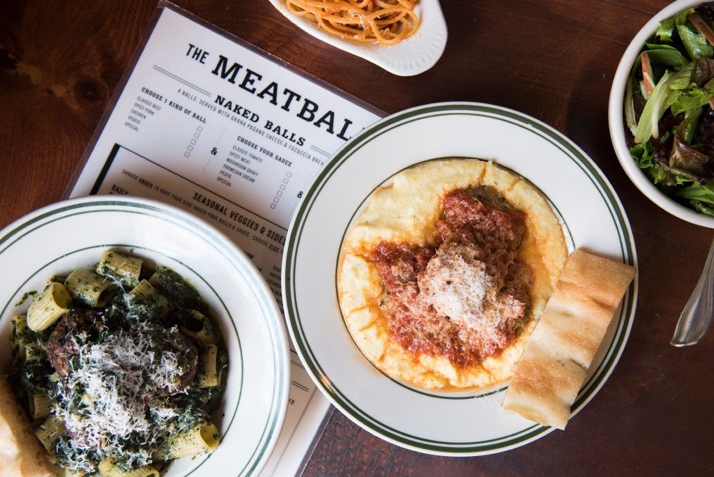 The Meatball Shop at 1462 Second Ave. in New York City