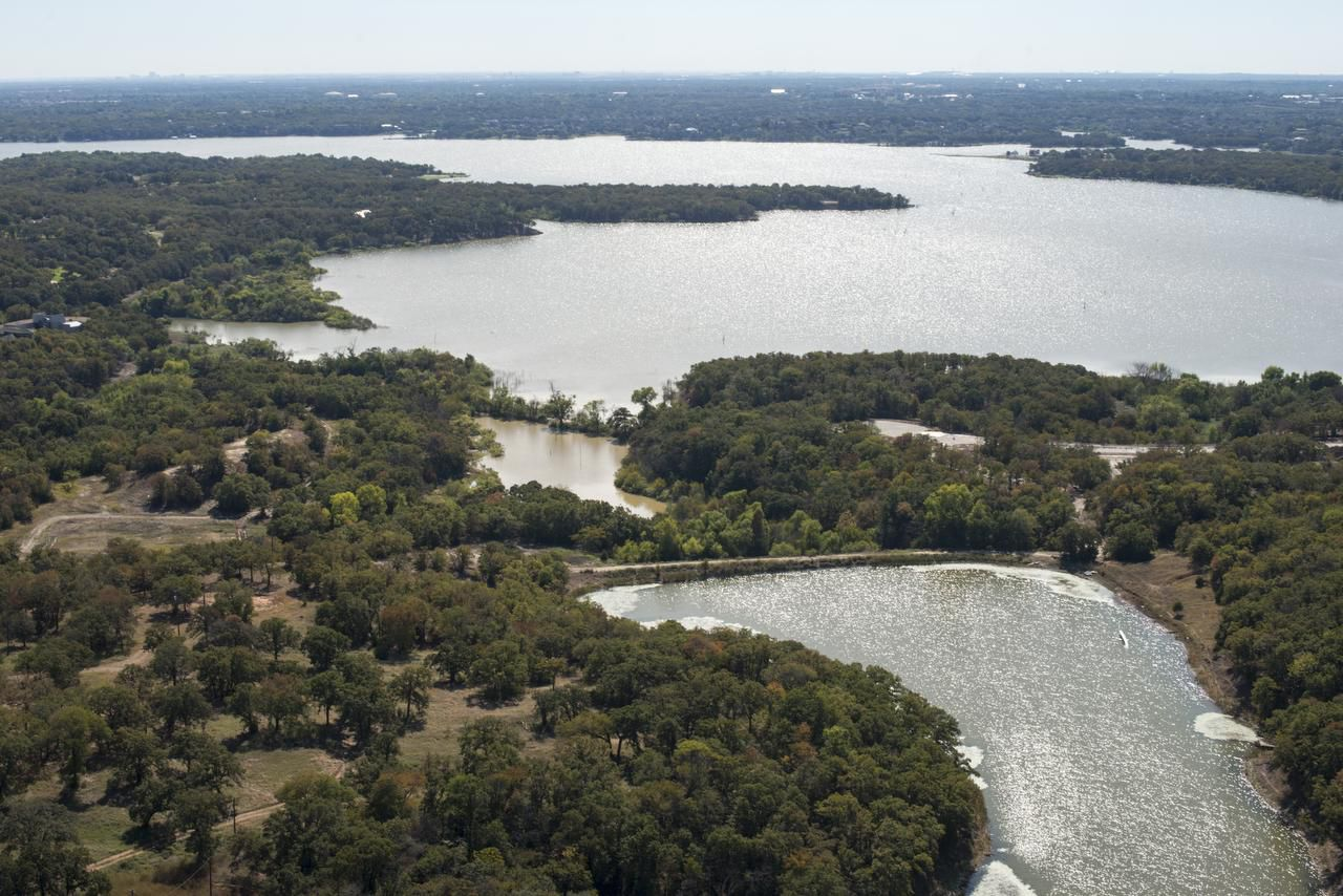 The Long Lake residential development was previously the undeveloped Canyon Lake Ranch in Corinth. Soon it will be a gated subdivision of 99 mini-mansions designed for buyers from mainland China.