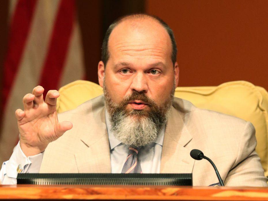 Cedar Hill City Council member Chris Parvin.