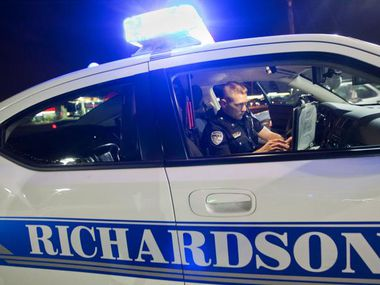 The Richardson Police Department is hiring for a number of positions.