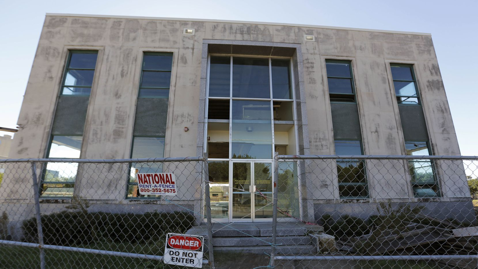 The central portion of the former Dallas Independent School District headquarters on Ross Avenue east of downtown Dallas will be the centerpiece of a new redevelopment.