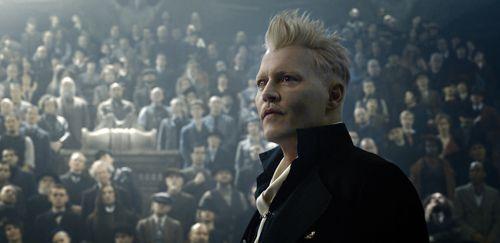 Johnny Depp (Warner Bros. Pictures)