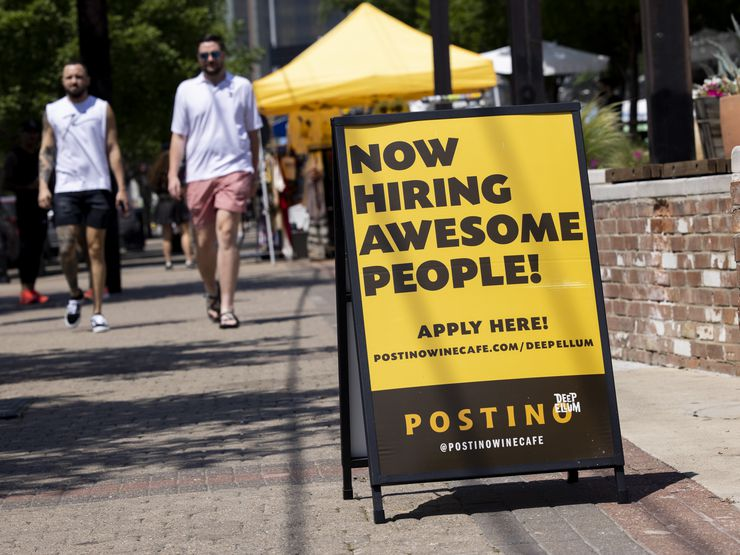 Texas' unemployment rate fell to 5.6% in September as hiring picked up.