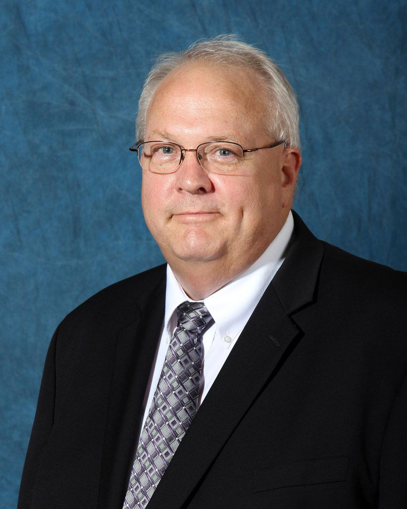 Rudy Durham is a candidate for Lewisville mayor