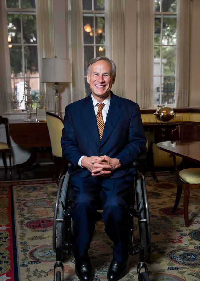 Gov. Greg Abbott, shown on opening day of the 86th Texas Legislature on Jan. 8, has been upbeat from the start that the GOP-controlled body will deliver on average Texans' concerns about property taxes and increased funding for public schools. (Ashley Landis/The Dallas Morning News)