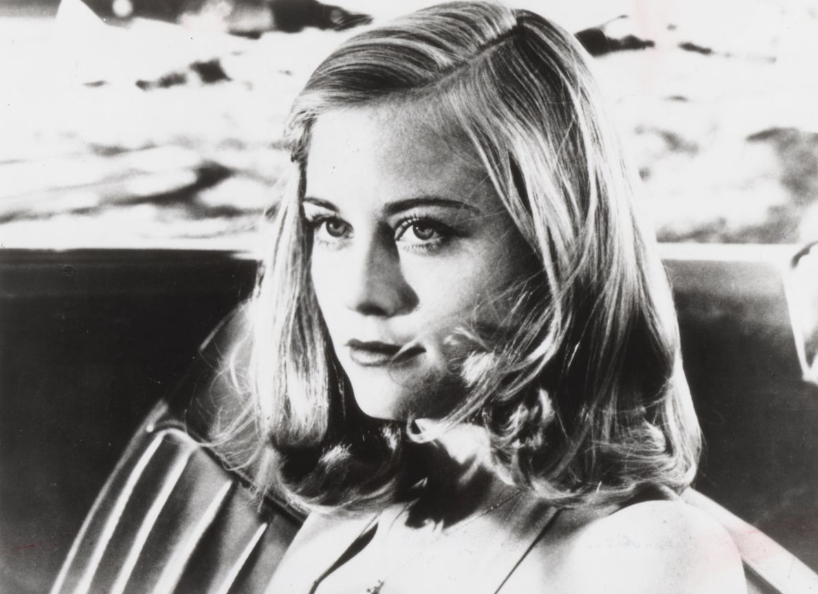 """Cybill Shepherd, as she appeared in the 1971 movie, """"The Last Picture Show."""""""