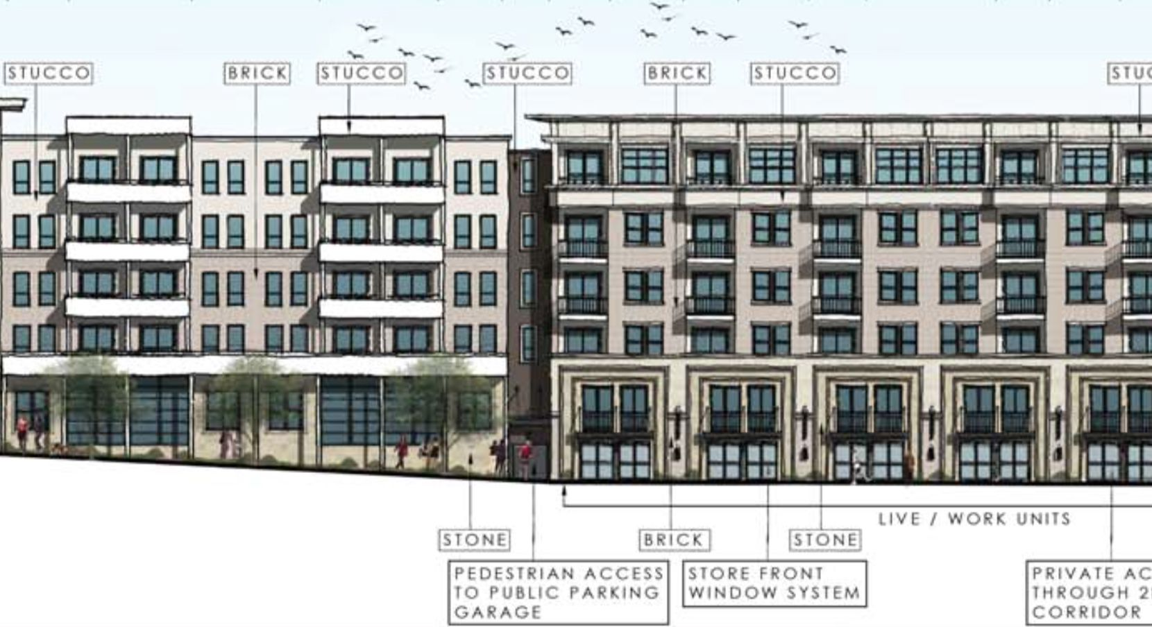 Developer Legacy Partners is planning the new rental project in Galatyn Park in Richardson.