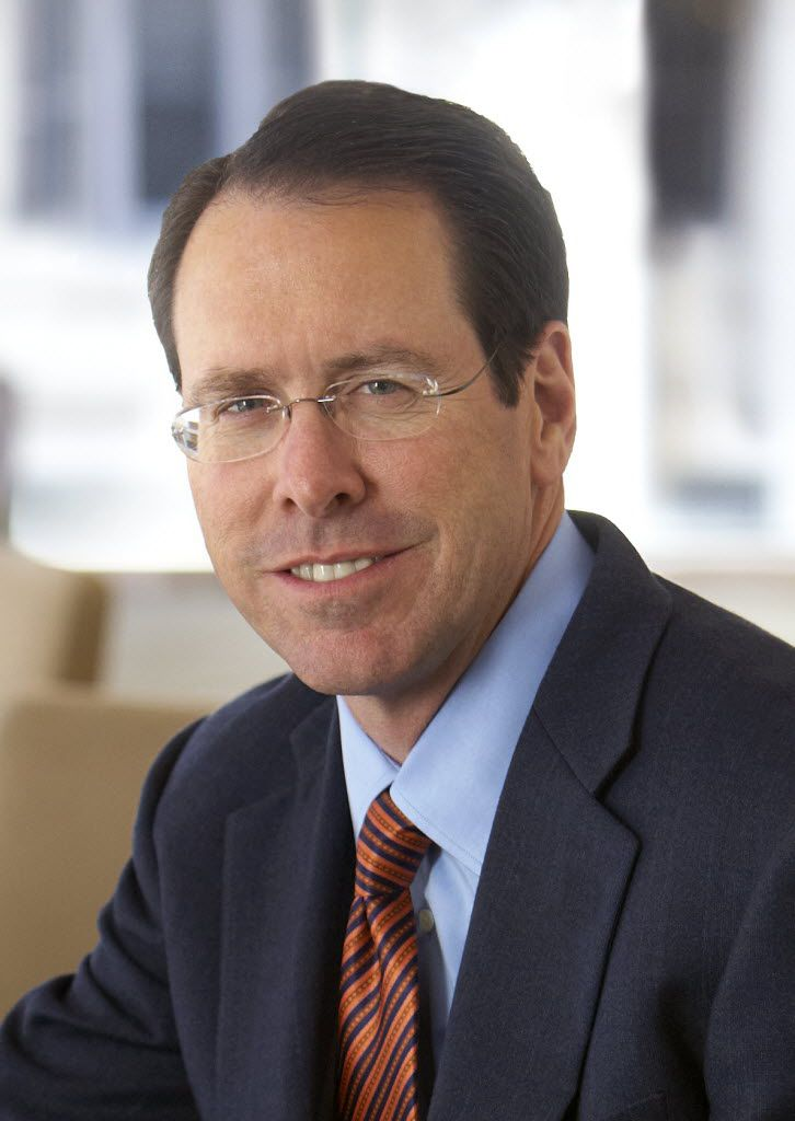 Randall Stephenson is CEO of AT&T.