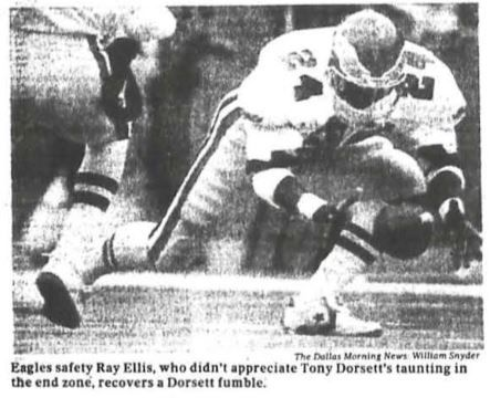 William Snyder photograph from The Dallas Morning News October 21, 1985.