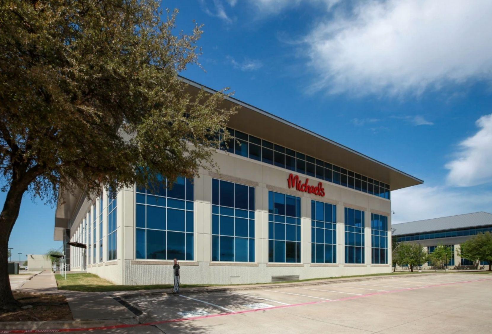 Retailer Michael's has its headquarters in the campus.