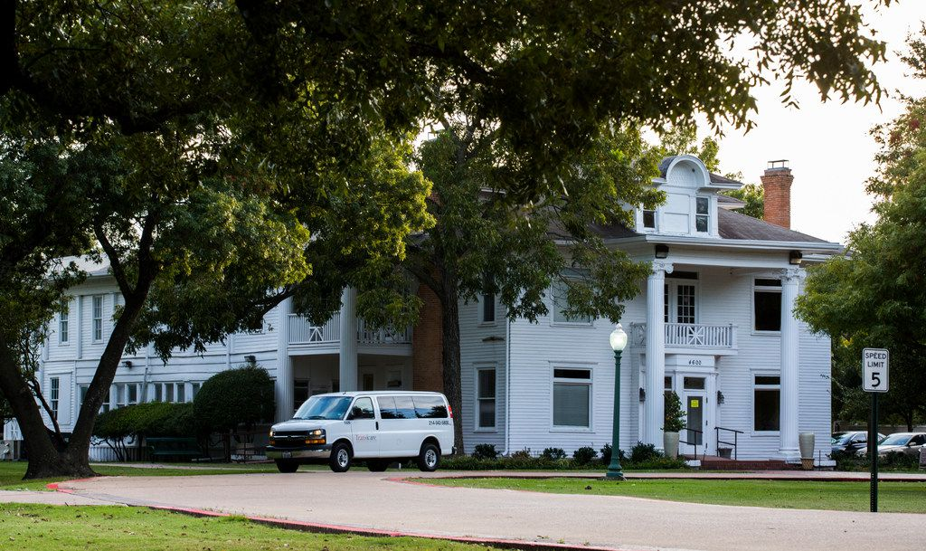 Timberlawn has made Preservation Dallas' list of Most Endangered Historic Places. It's on our Most Troubling list, too.