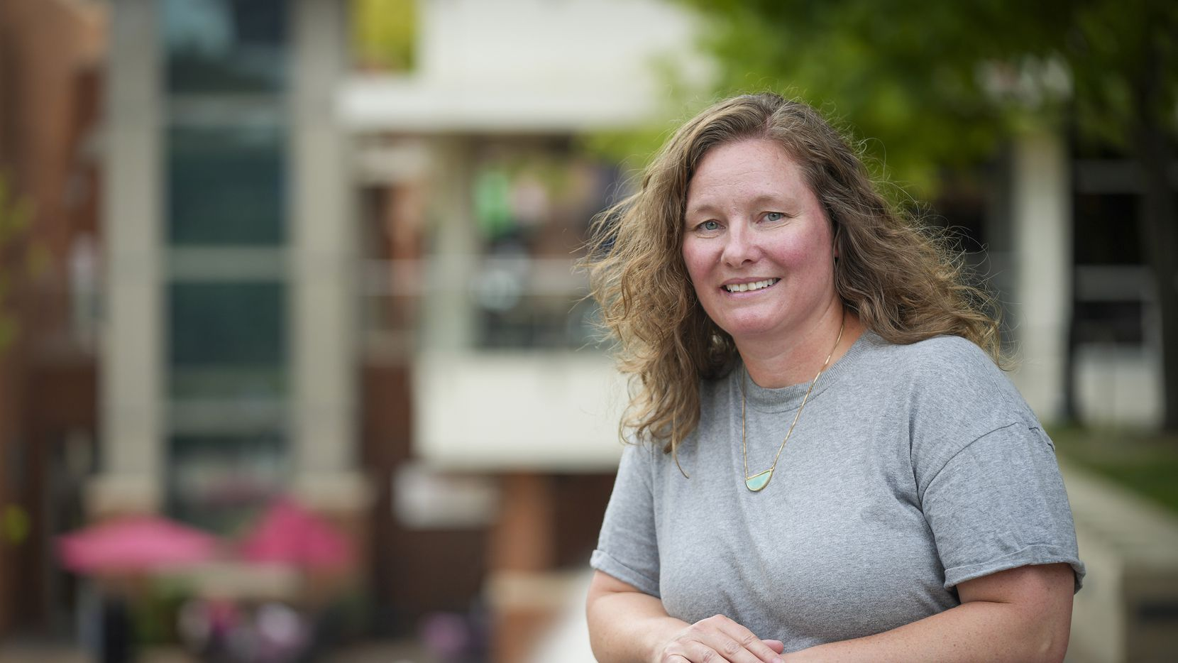Mandy Chapman Semple is a consultant who has helped Houston house its homeless population. She is now helping Dallas do the same by forming a partnership with North Texas organizations.