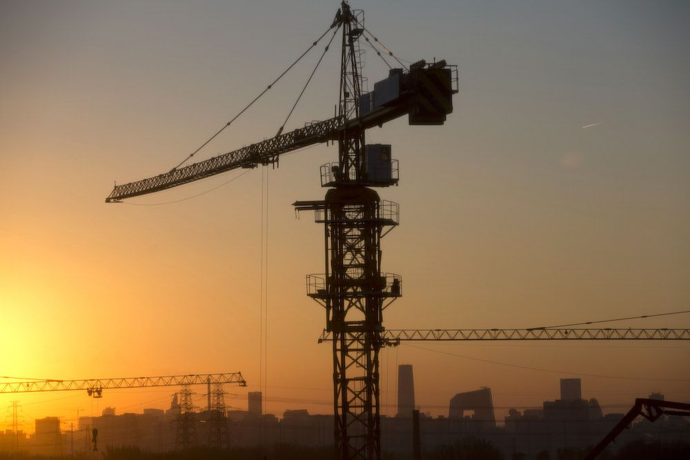 Commercial builders and property investors should see a boost from the new federal tax law. (Ng Han Guan/The Associated Press)