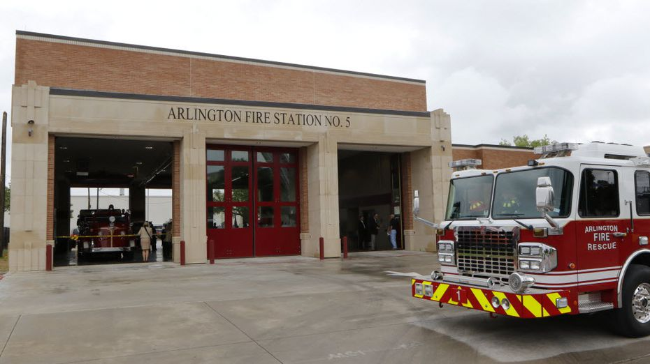 The Arlington Fire Department has about 320 firefighters on staff, all but about 15 are members of the Arlington Professional Fire Fighters Association, APFF President David Crow said.