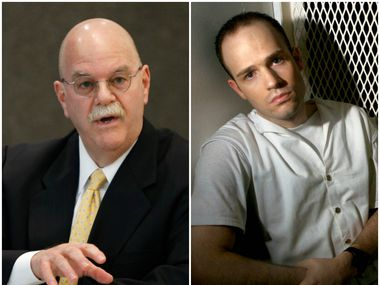 Former state District Judge Vickers Cunningham sent Randy Halprin to death row in 2003, two years after an Irving police officer was slain by the Texas 7 prison escapees. Halprin, who is Jewish, says he deserves a new trial because Cunningham has made anti-Semitic and racist comments and never should have presided over Halprin's trial.Edtor'