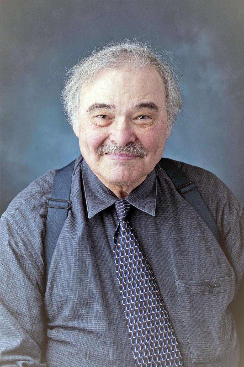 Dr. Allan Naarden, a neurologist at Medical City Dallas.