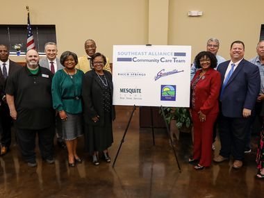 A $900,000 Dallas County grant will help support the Southeast Alliance Community Care Team, which is modeled after similar successful programs around the country. The program's efforts will include services to check in on residents with a history of mental health issues to ensure they are receiving the treatment and services needed.