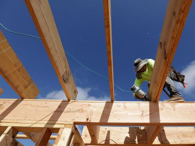 D-FW builders started a record 57,234 houses in the 12 months ending in June.