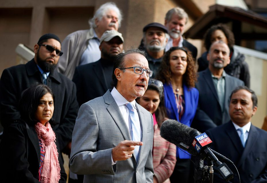 """Carlos Quintanilla says being an activist for the immigrant community requires  commitment that leaves him little time for leisure activities. """"You have to prioritize what's important to you,"""" he says."""