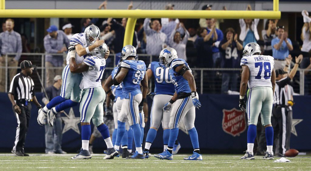 Tony Romo Career Stats | NFL.com