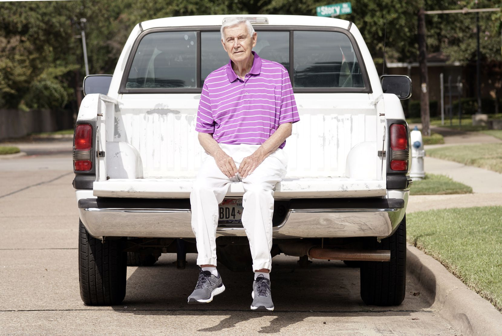 Don Nentwig, 84, beat the odds with his speedy recovery from a hip fracture.