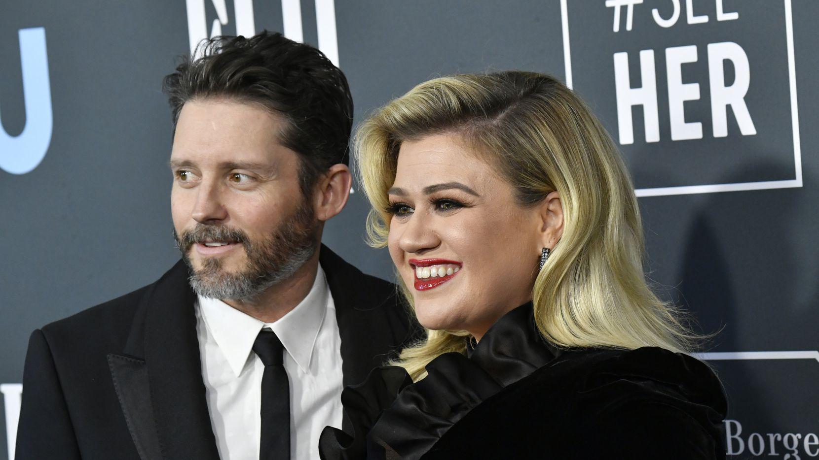 Brandon Blackstock y Kelly Clarkson se conocieron en 2011 y contrajeron matrimonio en 2013.