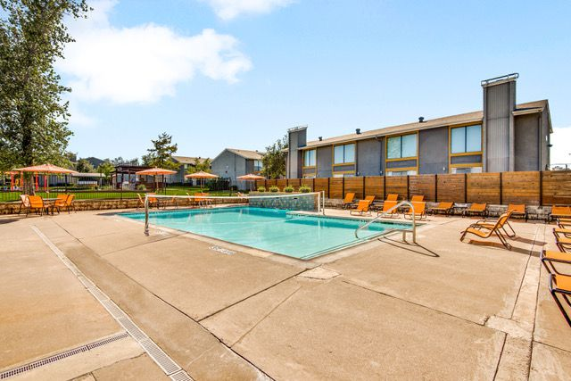 The 432-unit Interlace at 3801 Gannon Lane in Dallas was the largest of the nine properties sold.