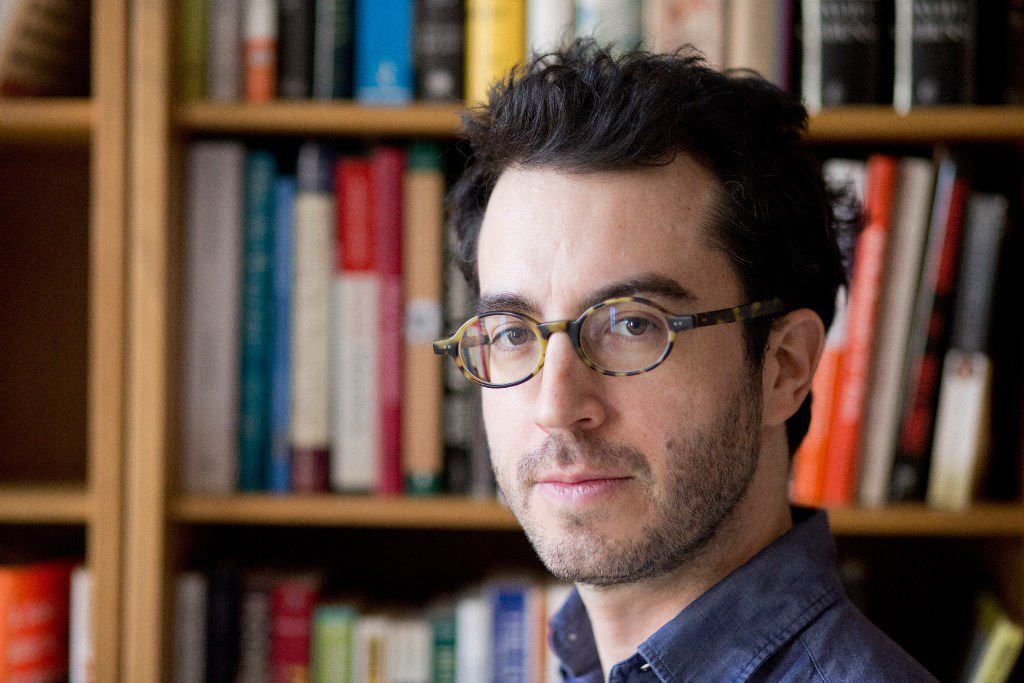 Jonathan Safran Foer, known for such novels as Everything is Illuminated, offers a daily approach to climate change in We Are the Weather: Saving the Planet Begins at Breakfast.