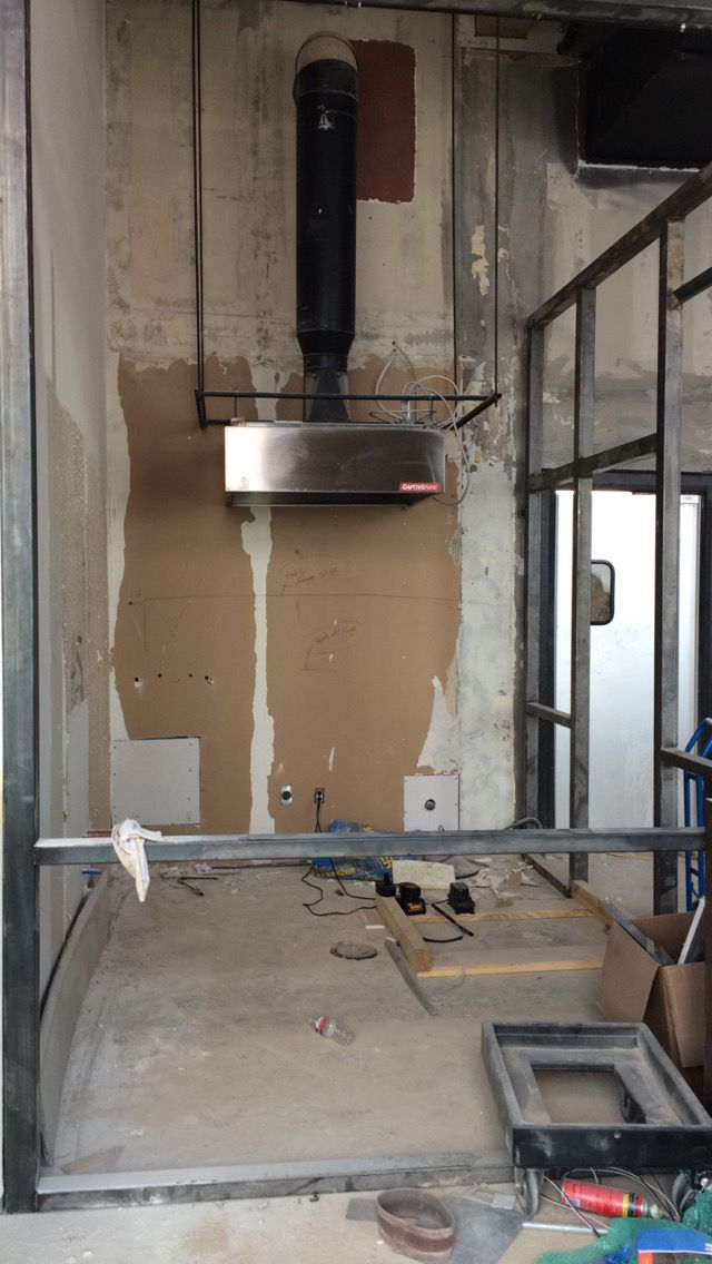 The future brew house, which Rima says would be a home brewers dream system.