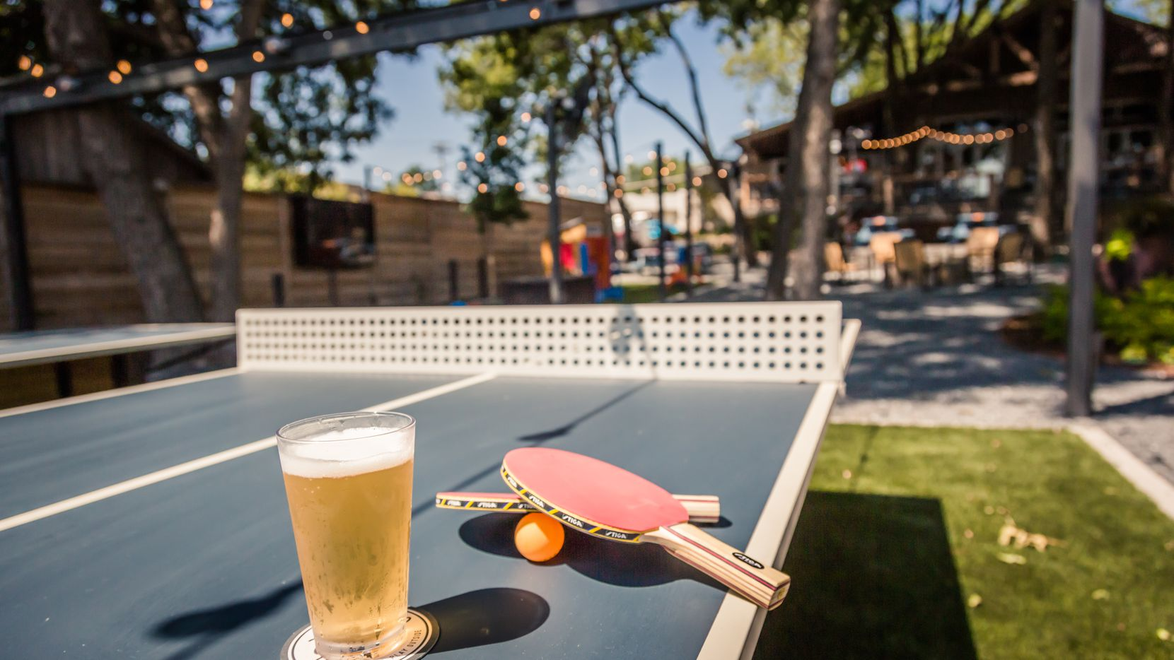 Patrons at The Yard in McKinney spent $270,930 in alcohol in May. The city's restaurants and bars reported $4.8 million in alcohol sales in May, up 143% since the state fully reopened.
