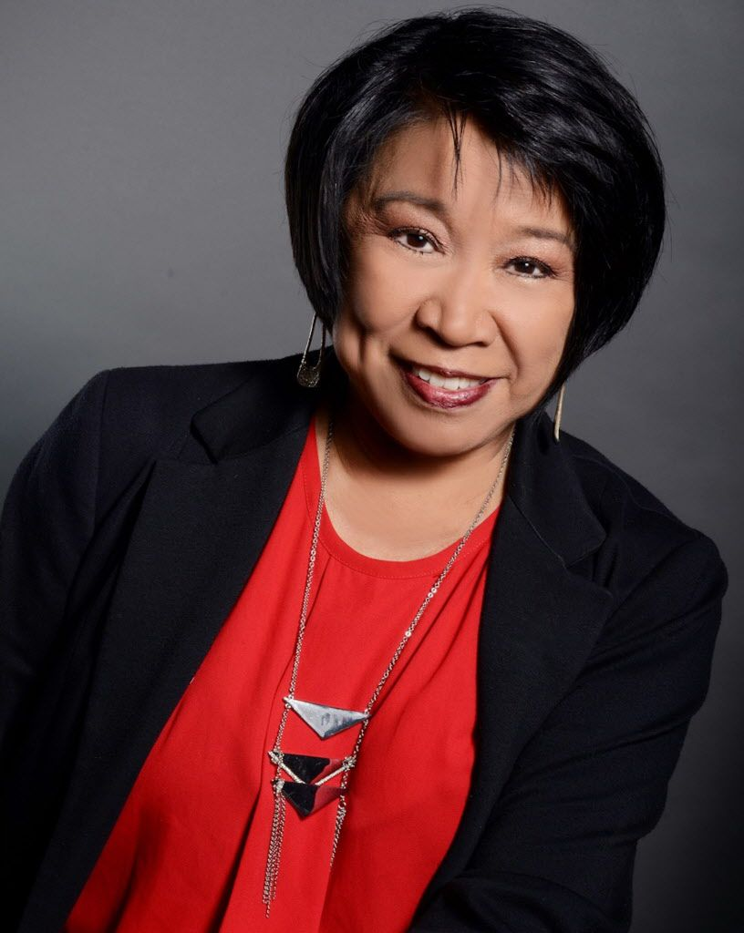 Lily Cabatu Weiss, executive director of the Dallas Arts District