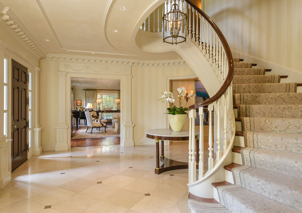 A look at the property on 4800 Park Lane in Dallas.