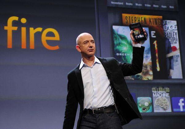 Jeff Bezos hizo un donativo de $10,000 millones con el objetivo de ayudar a combatir el cambio climático en 2020.