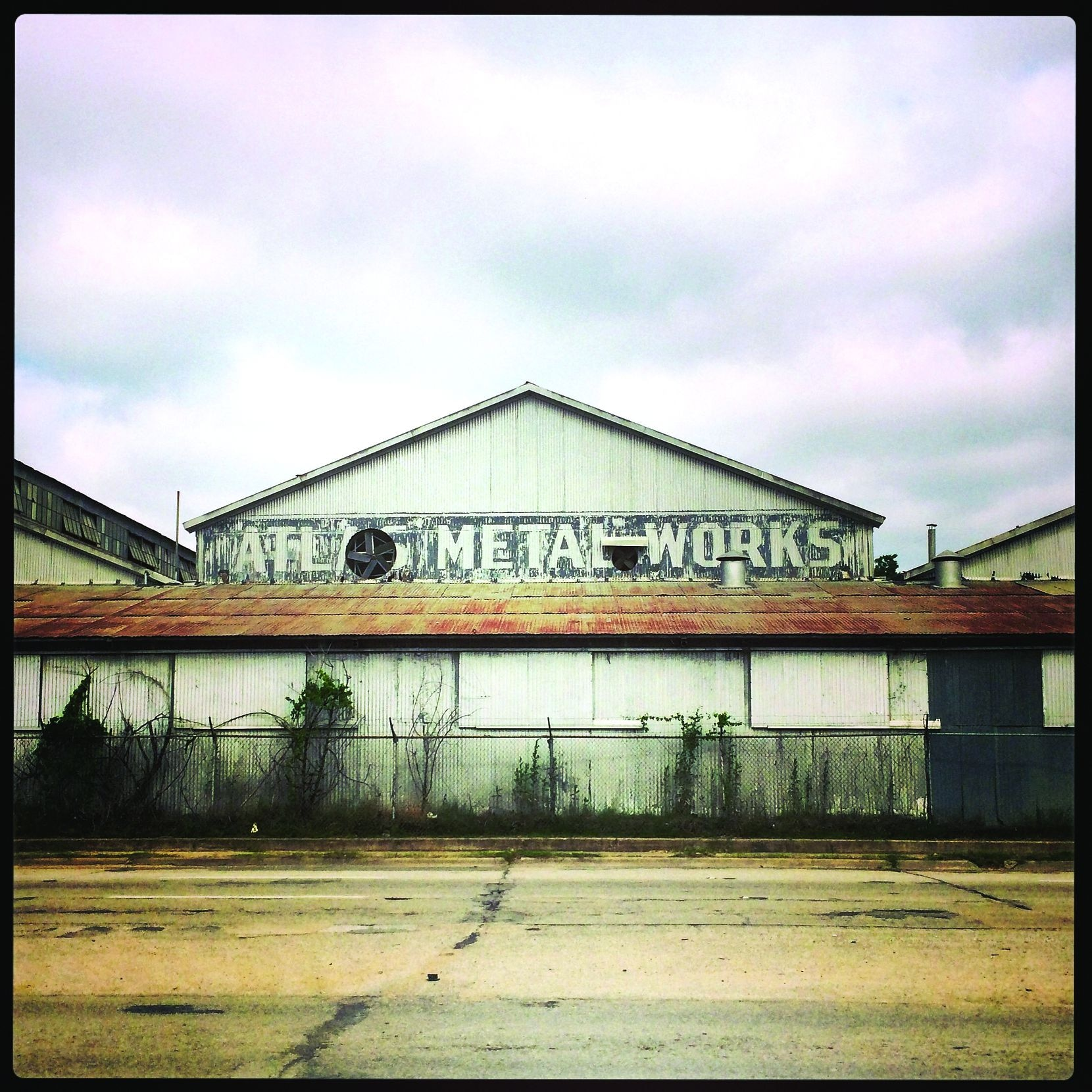 Atlas Metal Works is on Preservation Dallas' 2020 list of the most endangered buildings in Dallas.