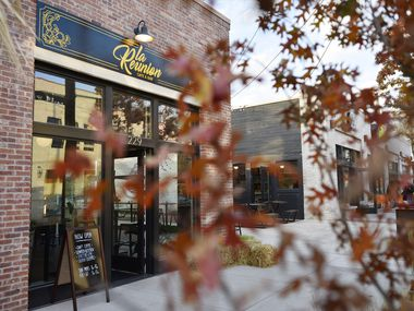 La Reunion owner/operator Michael Mettendorf opened La Reunion in Oak Cliff in October. It's his second entrepreneurial venture, after he opened State Street Coffee in Uptown Dallas in 2014.