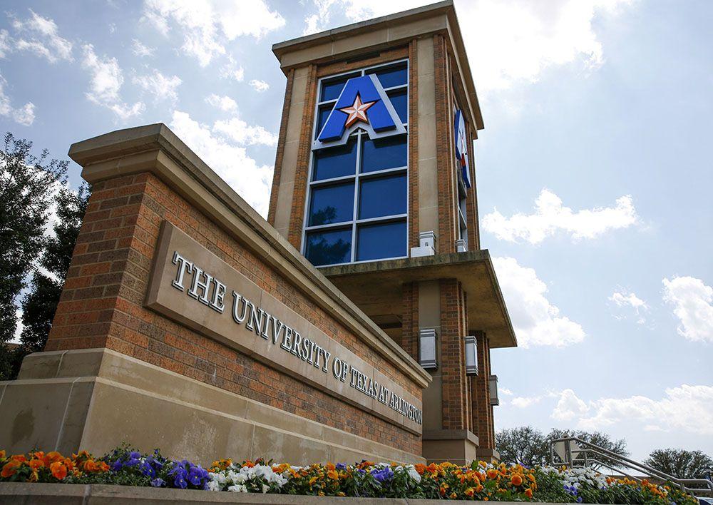 La Universidad de Texas en Arlington. (Brian Elledge/DMN)